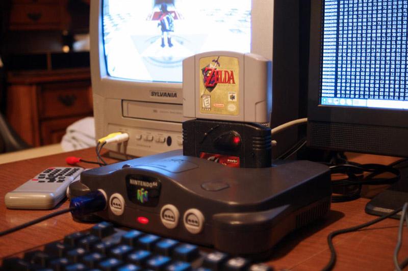 N64 - The Legend of Zelda: Ocarina of Time Save Transfer Guide